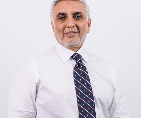 Guest blog: Chairman Haroon Sheikh writes on his ambitions for the Foundation