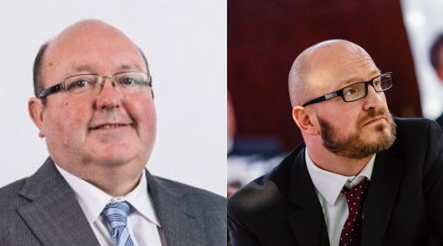 Foundation appoints John Ivers and Mick Pratt as trustees