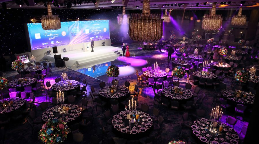 Care Sector Ball confirms headline partners for 2020