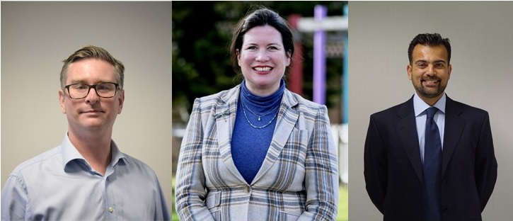 Foundation appoints three new trustees, increasing number of independent trustees